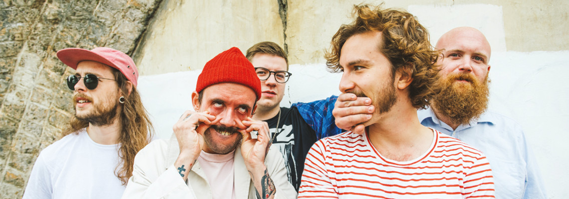 Idles + Special Guests