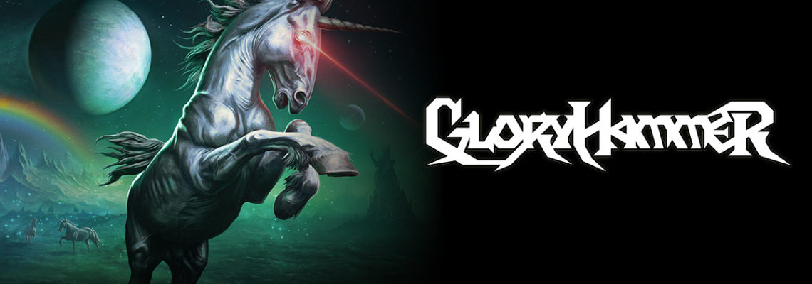 Gloryhammer + Special Guests