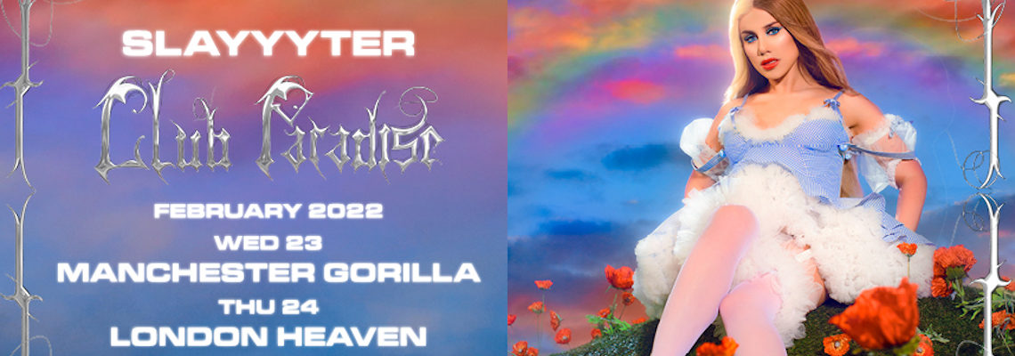 slayyyter + Special Guests